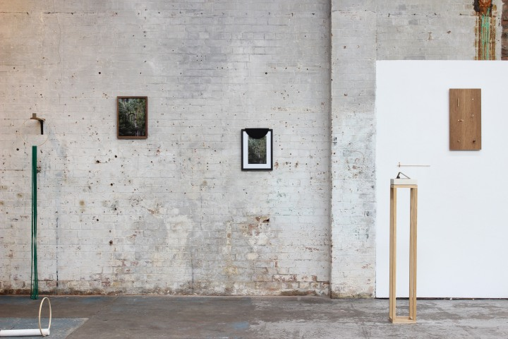 Sarah Hughes SHOWS HOW (2018) installation view